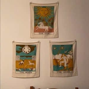 Tarot Card Tapestries